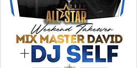 All Star Weekend Passport Saturday @ Josephine Lounge - Atlanta, GA tickets