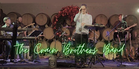 St.Patrick's Day with The Crain Brothers Band tickets