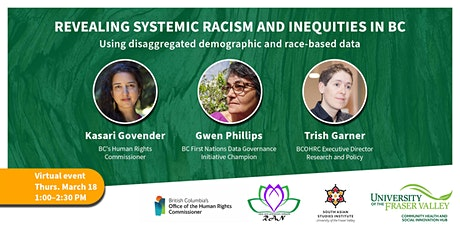 Revealing Systemic Racism and Inequities in BC tickets