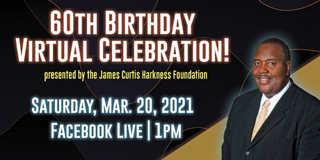 2021 JCH Foundation Virtual 60th Birthday Celebration tickets
