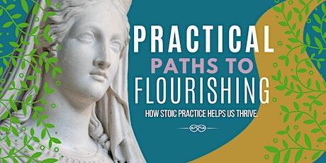 Practical Paths To Flourishing: Stoicon-x Women Virtual Event tickets