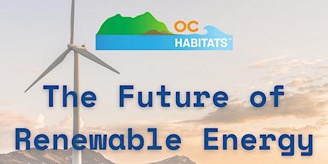 Happy Hour: Renewable Energy tickets