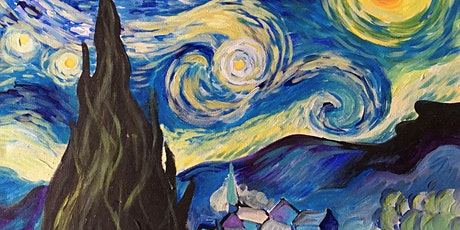 Starry Night Painting tickets