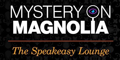 Mystery on Magnolia tickets