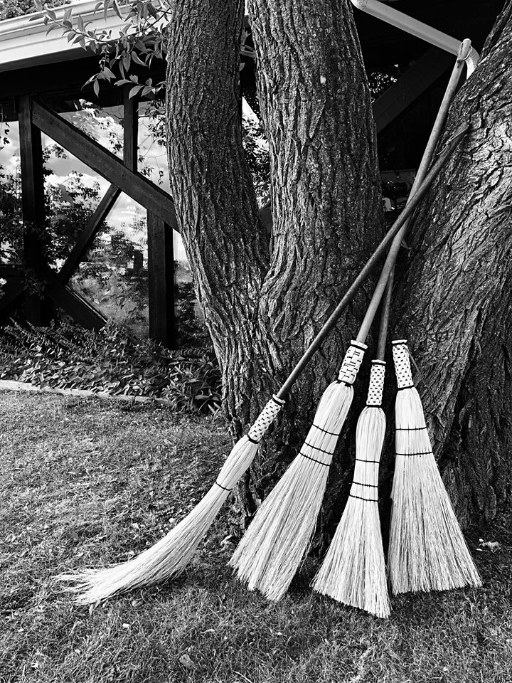 Spring Broom Making with David Campbell image