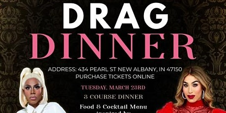 Board and You Bistro & Wine Bar: Drag Dinner! A Basil Hayden Extravaganza tickets