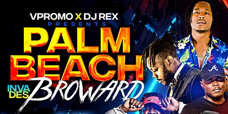 Palm beach invades Broward tickets
