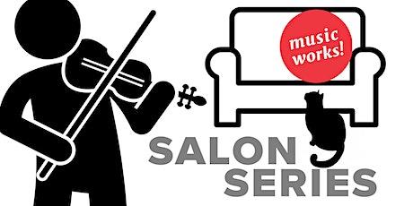 Salon Series Live! With Jesse Holstein tickets
