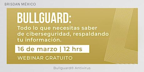 Antivirus BullGuard - CONTPAQi® Respaldos boletos