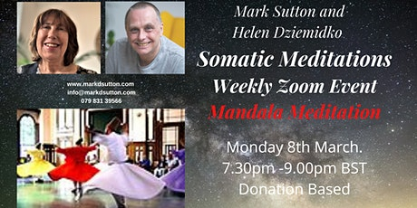 Somatic Meditations: Mandala Meditation tickets