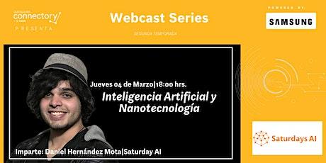 Inteligencia artificial y Nanotecnología entradas