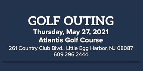 GTRCC Golf Outing tickets
