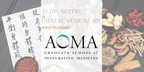 Acupuncture & Chinese Medicine 101 tickets