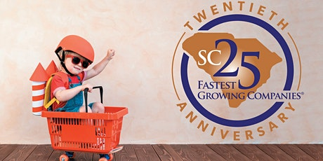 SC Fastest Growing 20th Anniversary Celebration tickets