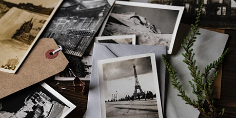 Get Connected: Organising and digitising photos tickets