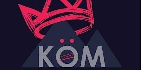 Cuarta ruta del K.ö.M. Challenge Series 2021 entradas