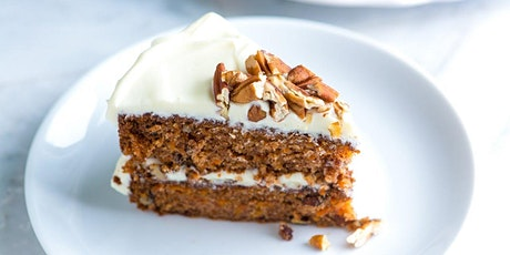 Virtual Baking Workshop: Easter Carrot Cake tickets