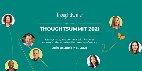 ThoughtSummit 2021 tickets