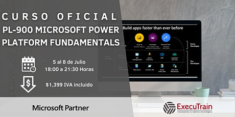 CURSO OFICIAL PL-900 MICROSOFT POWER PLATFORM FUNDAMENTALS tickets