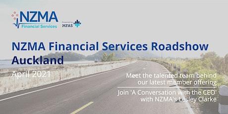 NZMA Financial Services Roadshow | Auckland tickets