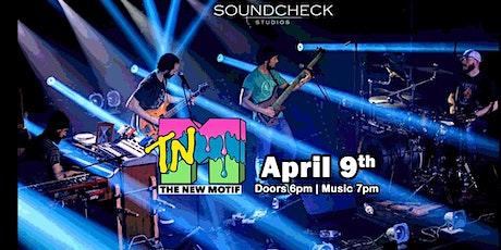 The New Motif (Night 2) tickets