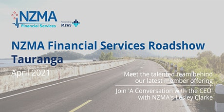 NZMA Financial Services Roadshow | Tauranga tickets