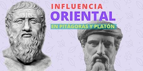 INFLUENCIA ORIENTAL EN PITÁGORAS Y PLATÓN entradas