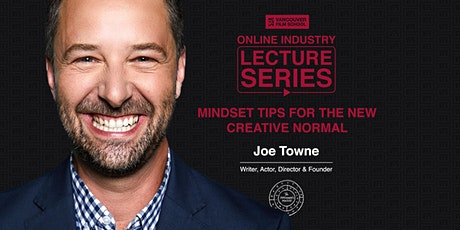 VFS Online Industry Lecture: The Performer's Mindset tickets