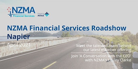 NZMA Financial Services Roadshow | Napier tickets