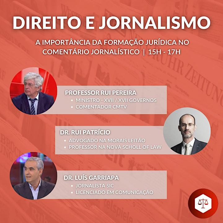 imagem O Direito e o Jornalismo
