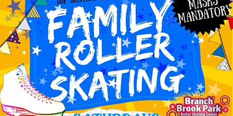 Saturday Family Roller Skating tickets
