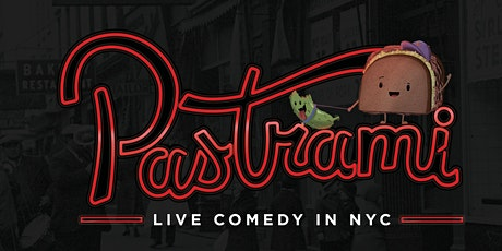 Pastrami (A Live Comedy Show In Central Park) tickets