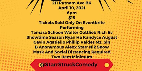 "Starr Struck Comedy Presents ""ALLEGEDLY"" tickets"