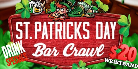 St. Paddy's DAY BAR CRAWL tickets