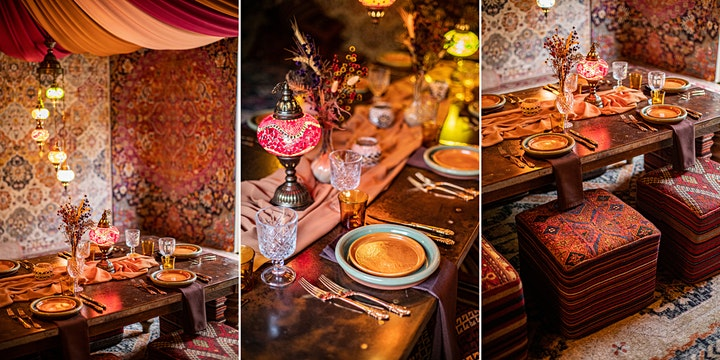 Welcome to Marrakesh   Evening Feast at The Grounds of Alexandria image