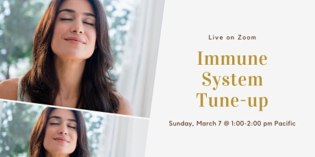 Immune System Tune-up tickets