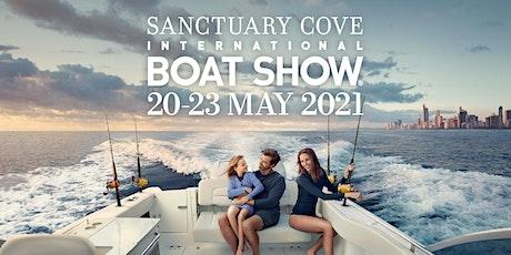 Sanctuary Cove International Boat Show 2021 tickets