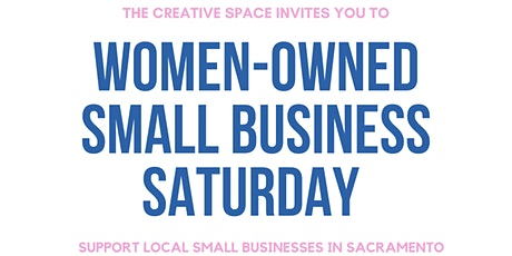 Women-Owned Small Business Saturday tickets