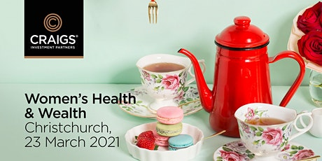 Women's Health & Wealth - Christchurch tickets