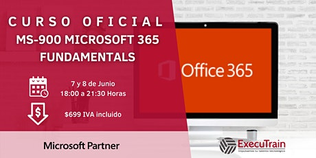 CURSO OFICIAL MS-900 MICROSOFT 365 FUNDAMENTALS tickets