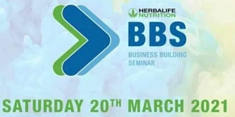Herbalife BBS Saturday 20th March tickets