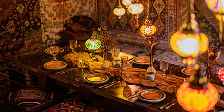 Welcome to Marrakesh | High Tea at The Grounds of Alexandria tickets