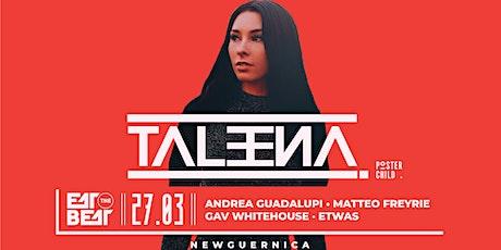 Eat The Beat Presents : Taleena tickets