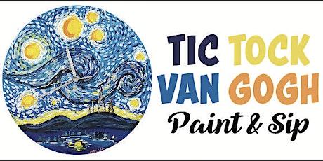 Tic Toc Van Gogh tickets