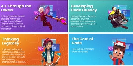 #Free Coding Games Night Tickets