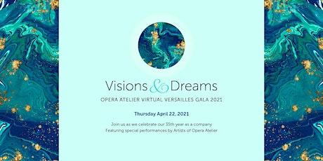 Opera Atelier's 2021 Virtual Versailles Gala tickets