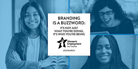 Branding Is a Buzzword tickets
