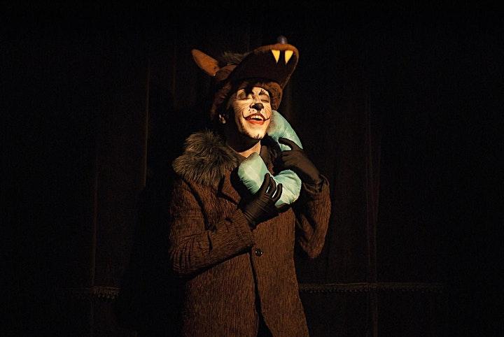 """Imagem do evento Desconto! """"Os Três Porquinhos  - O Retorno do Lobo Mau"""" no Teatro Folha"""