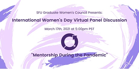 International Women's Day - Mentorship During the Pandemic tickets