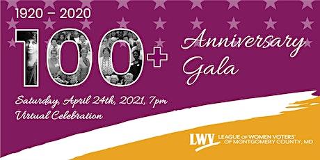 LWVMC 100+ Anniversary Gala tickets